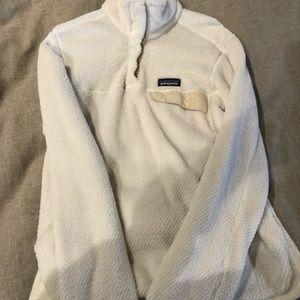 Patagonia sweatshirt!